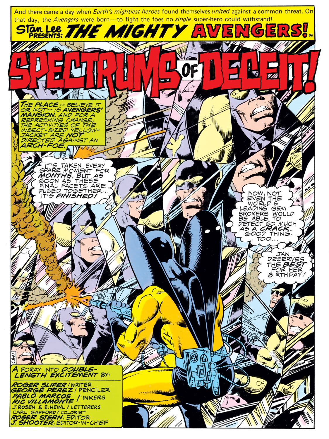 The Avengers (1963) _Annual_8 Page 1