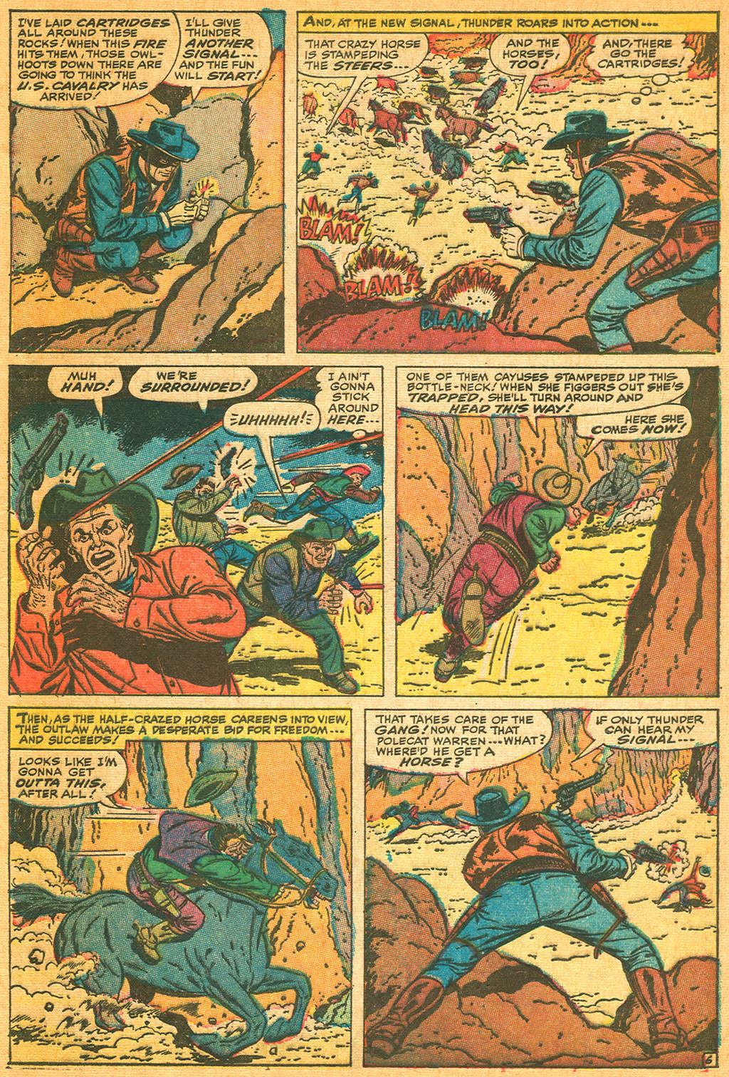 Read online Two-Gun Kid comic -  Issue #87 - 9