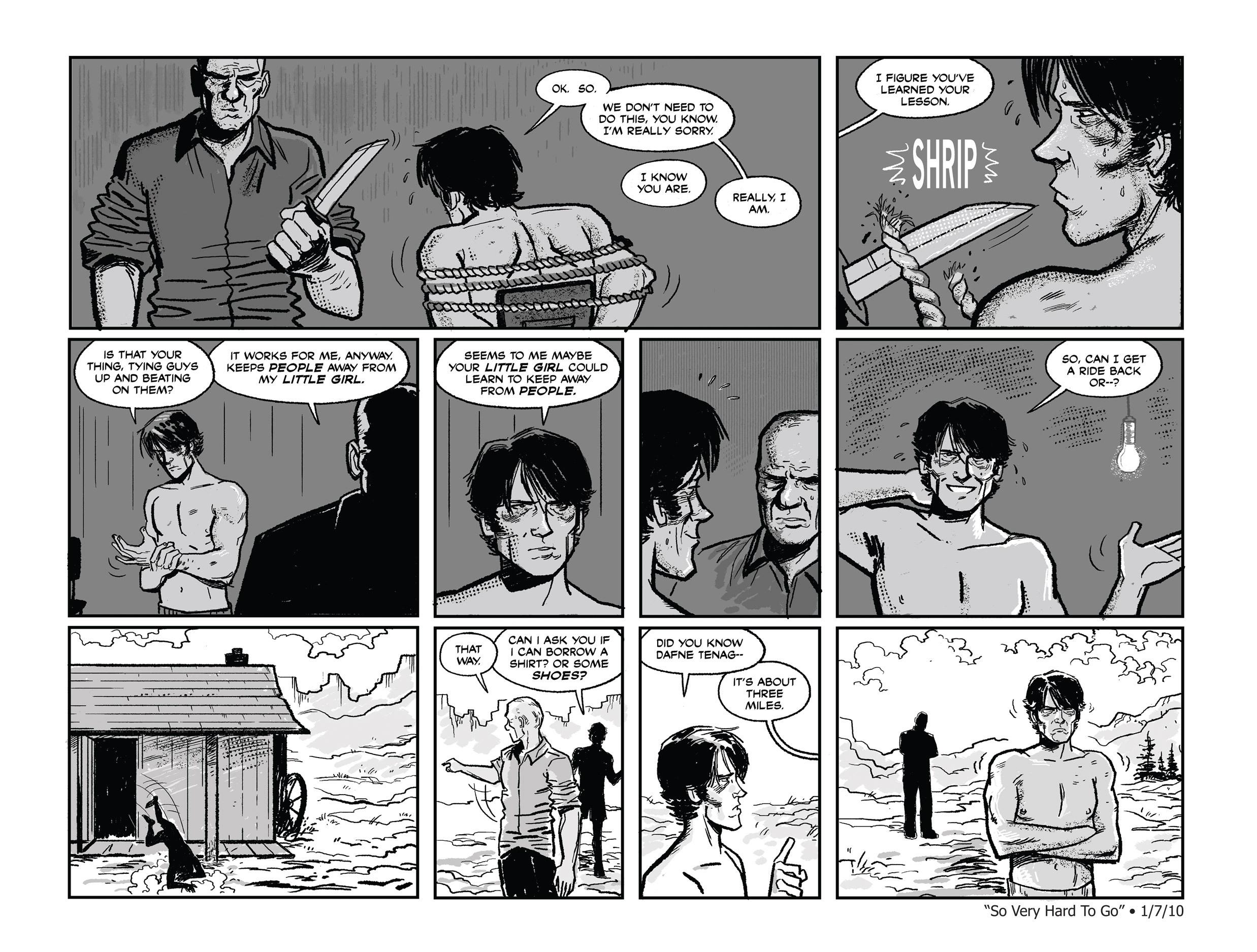 Read online She Died In Terrebonne comic -  Issue #2 - 5