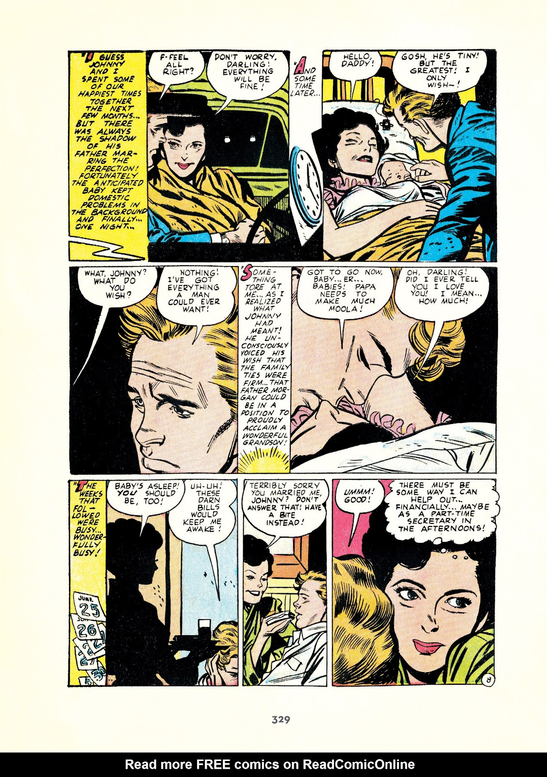 Read online Setting the Standard: Comics by Alex Toth 1952-1954 comic -  Issue # TPB (Part 4) - 30