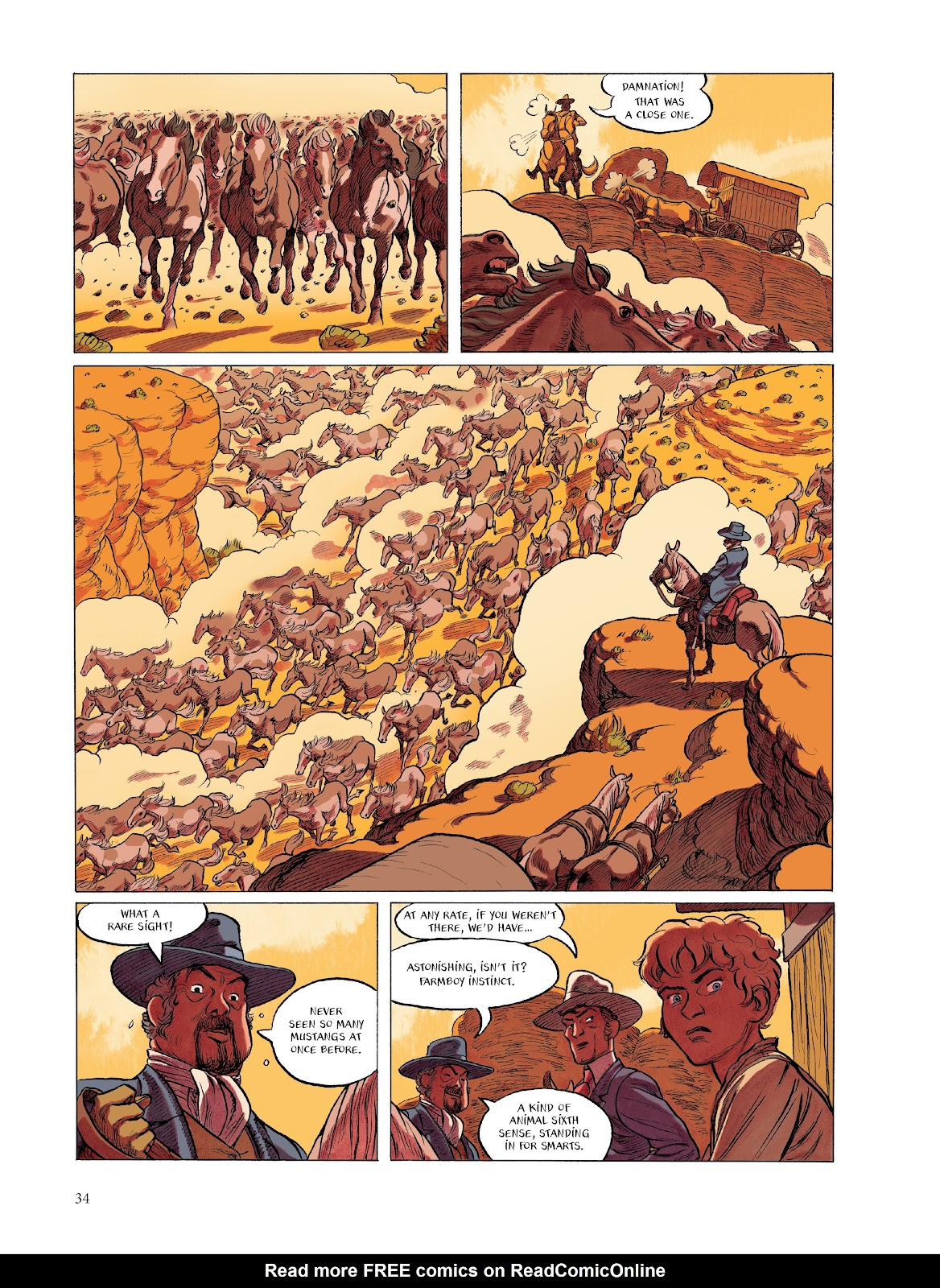 Read online The Smell of Starving Boys comic -  Issue # TPB - 35