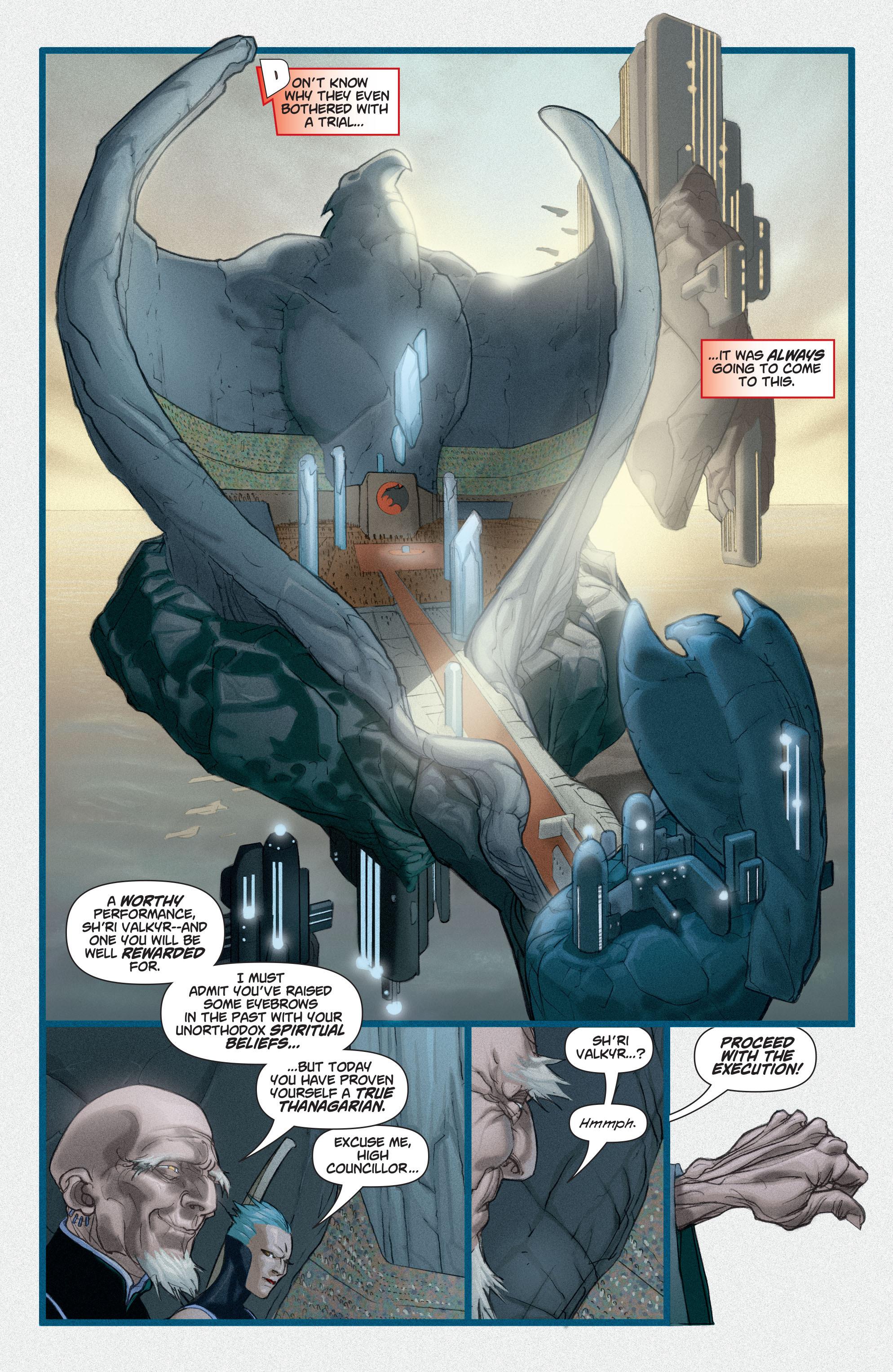 Read online Adam Strange (2004) comic -  Issue #3 - 21
