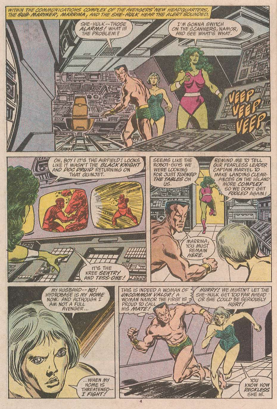 The Avengers (1963) 289 Page 3