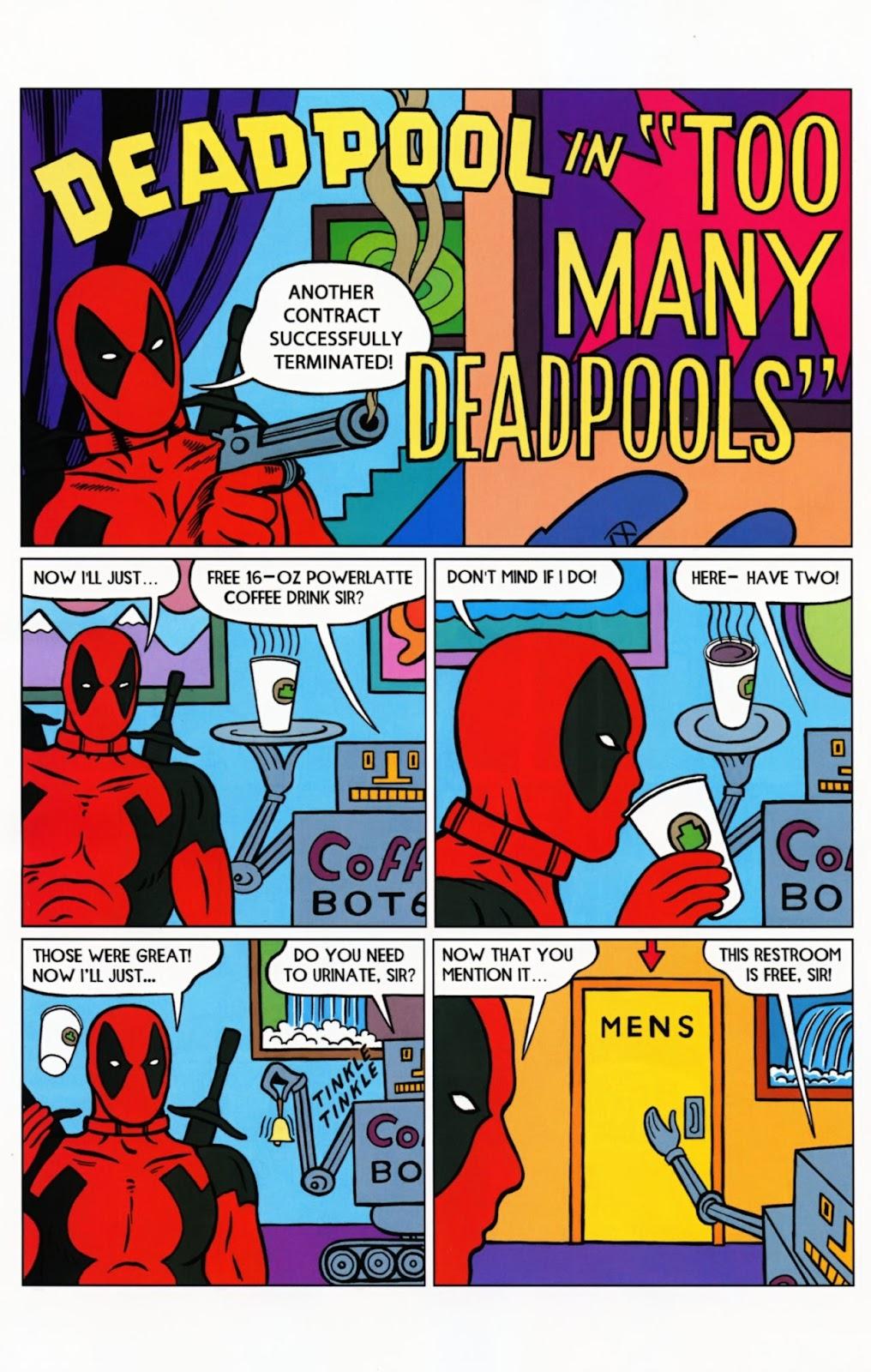 Read online Deadpool (2008) comic -  Issue #1000 - 69