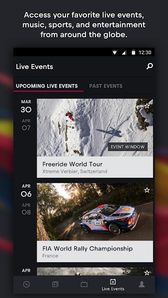 Red Bull TV Live Sports, Music & Entertainment Mod Apk v4 4 10 2 [Ad