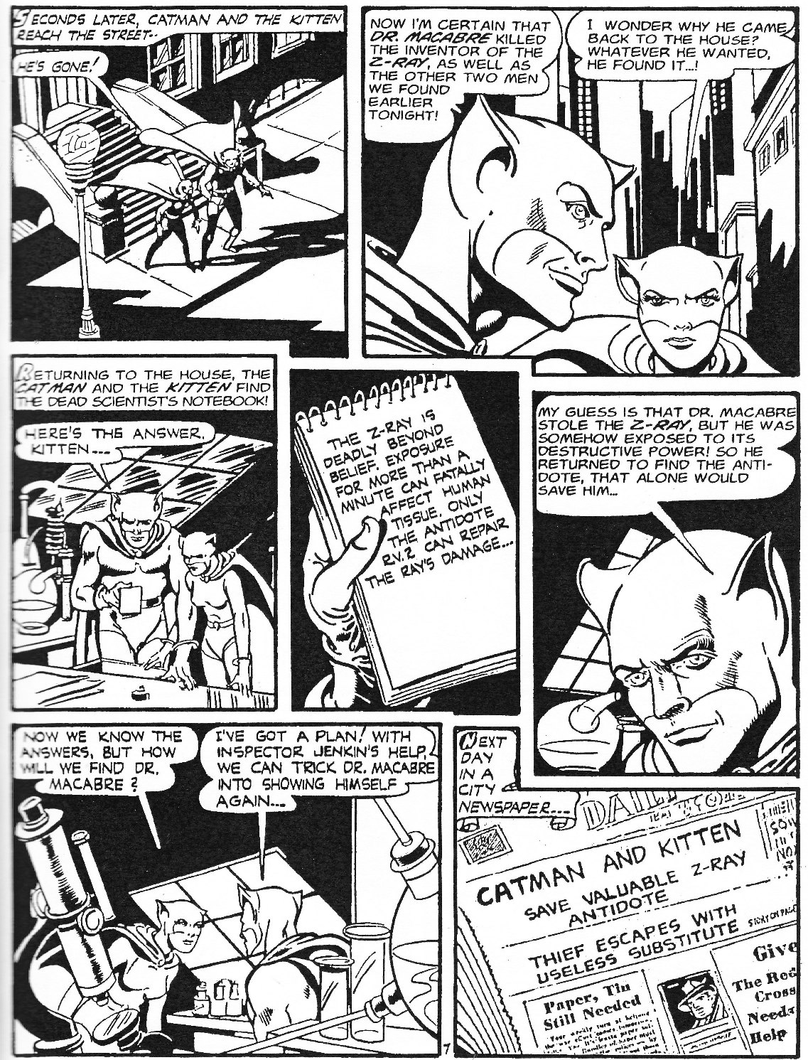 Read online Men of Mystery Comics comic -  Issue #74 - 59