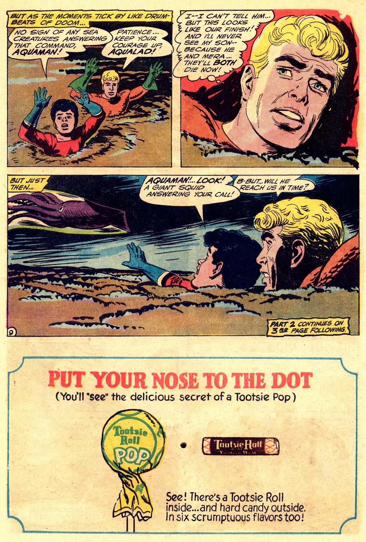 Read online Aquaman (1962) comic -  Issue #23 - 12