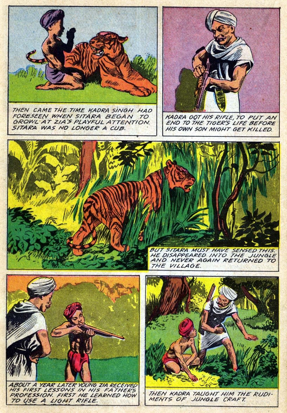 Read online Animal Comics comic -  Issue #22 - 36