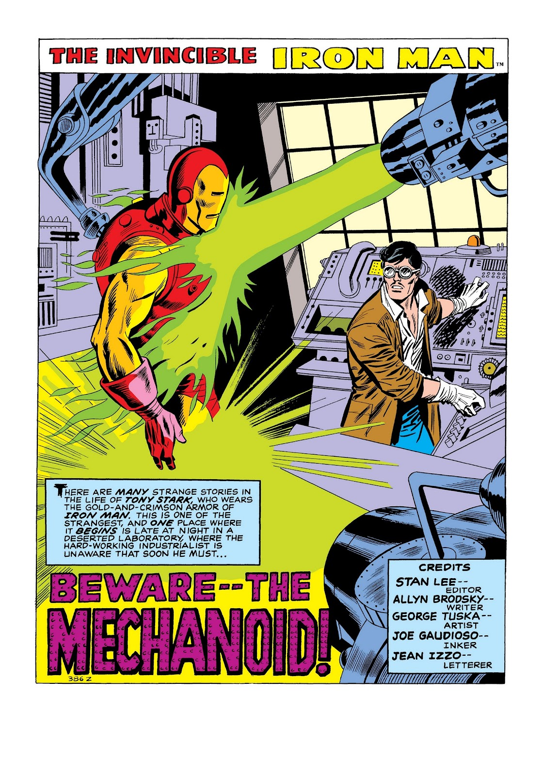 Read online Marvel Masterworks: The Invincible Iron Man comic -  Issue # TPB 7 (Part 2) - 30
