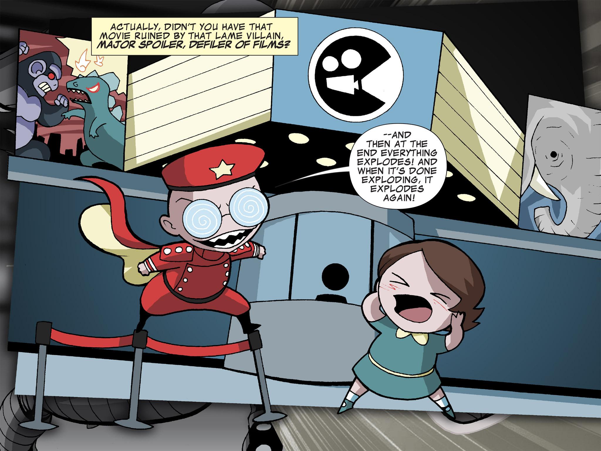 Read online Ultimate Spider-Man (Infinite Comics) (2015) comic -  Issue #21 - 11
