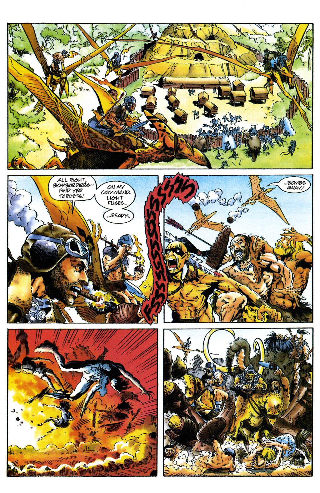 Read online Turok, Dinosaur Hunter (1993) comic -  Issue #24 - 15