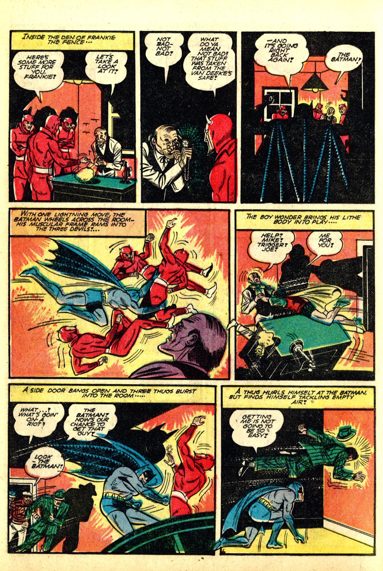 Read online Detective Comics (1937) comic -  Issue #50 - 8