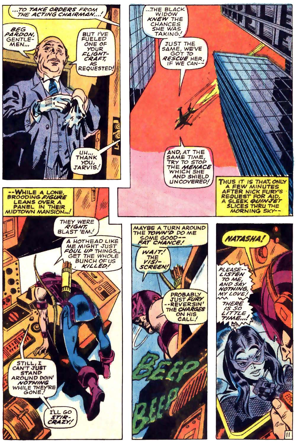 The Avengers (1963) 63 Page 11