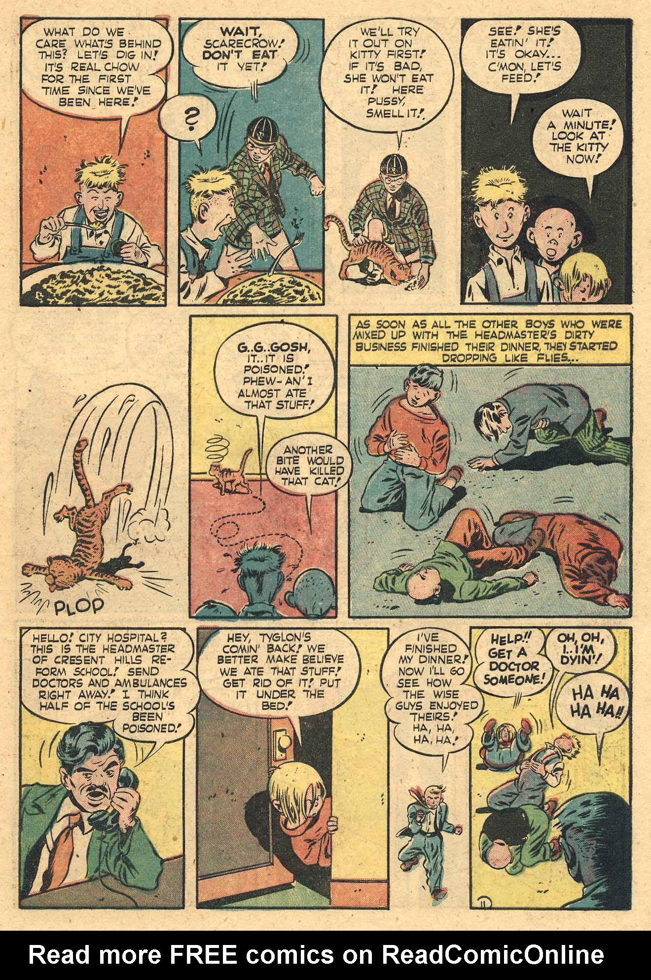 Daredevil (1941) issue 16 - Page 13