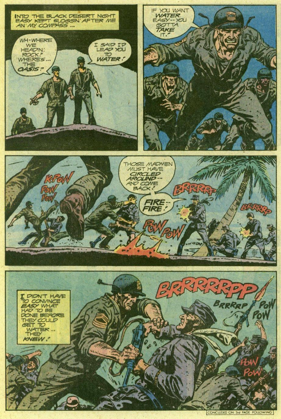 Read online Sgt. Rock comic -  Issue #335 - 17