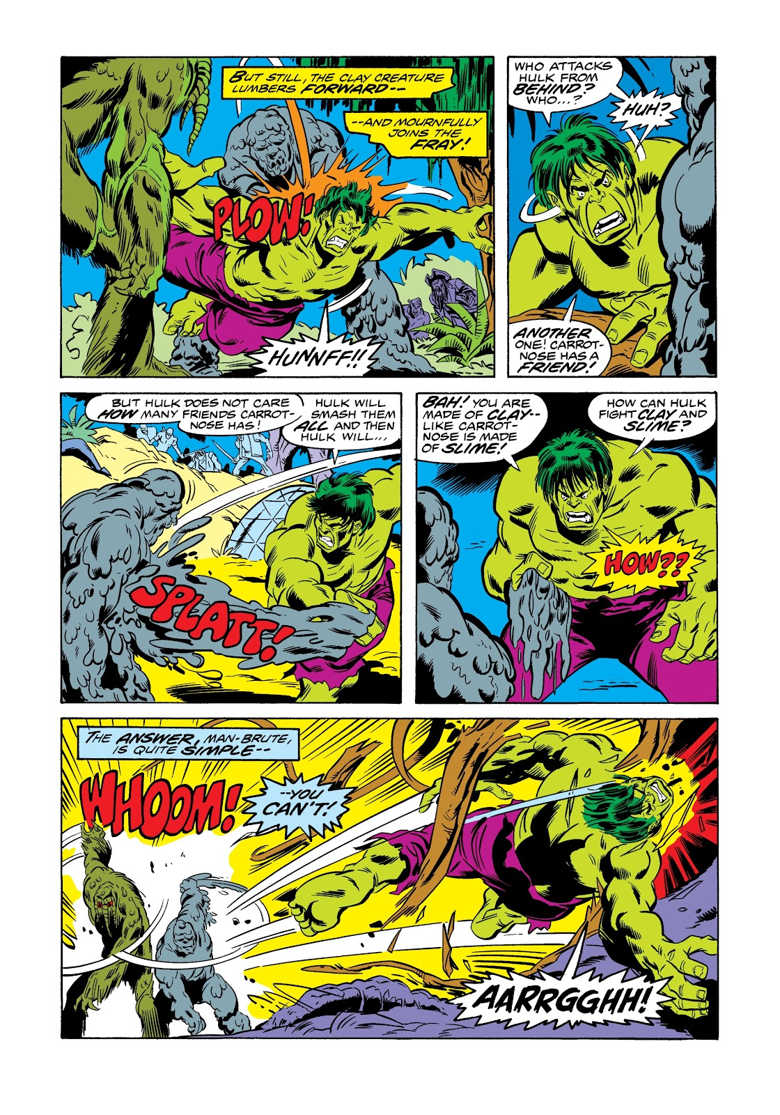 Read online Marvel Masterworks: The Incredible Hulk comic -  Issue # TPB 12 (Part 1) - 25