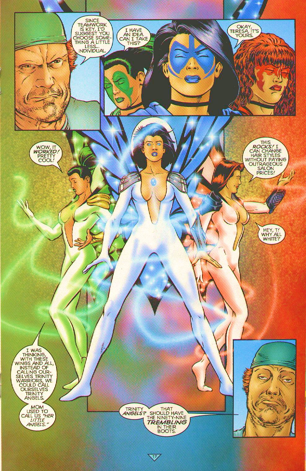 Read online Trinity Angels comic -  Issue #5 - 12