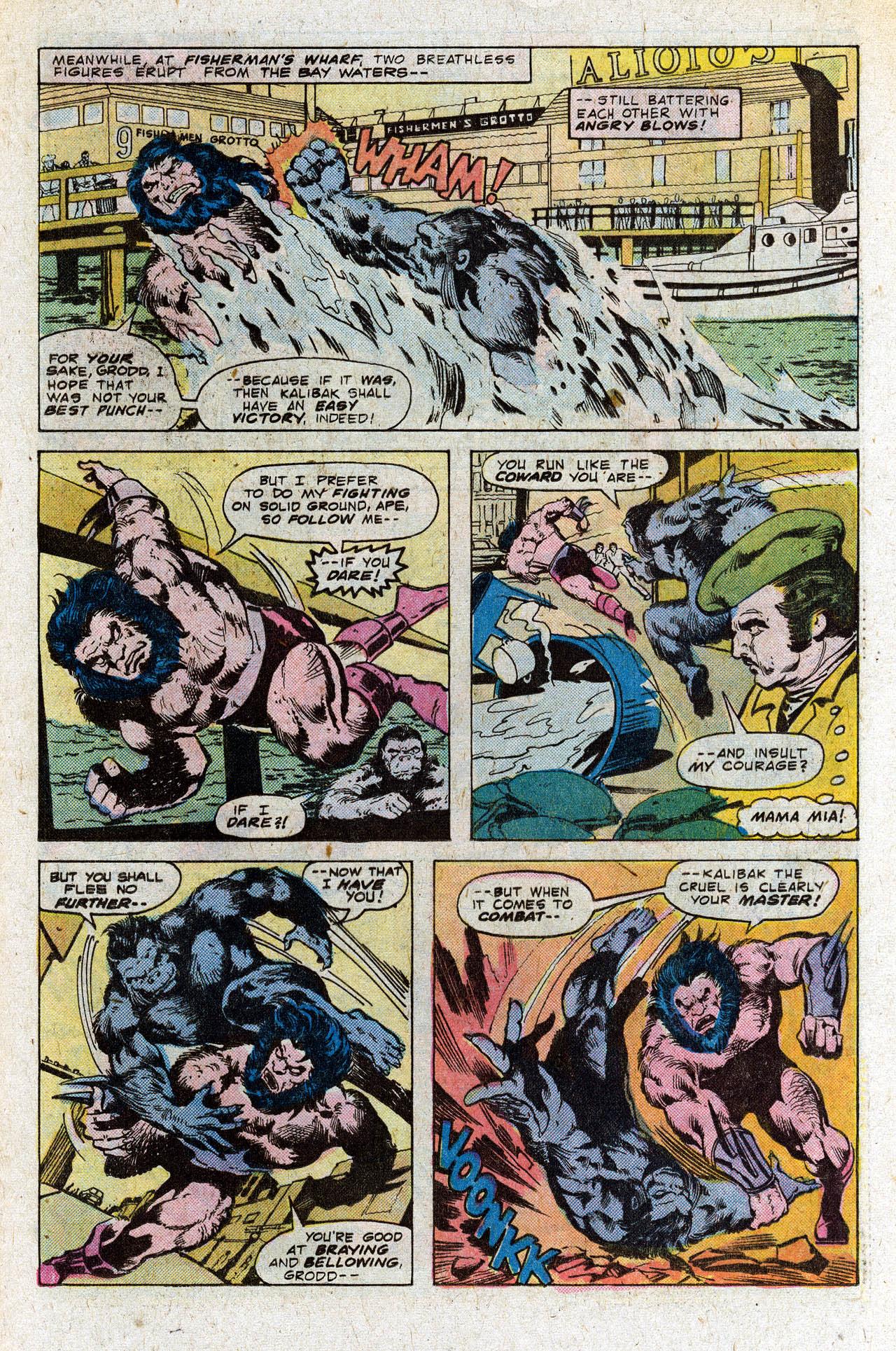 Read online Secret Society of Super-Villains comic -  Issue #4 - 24