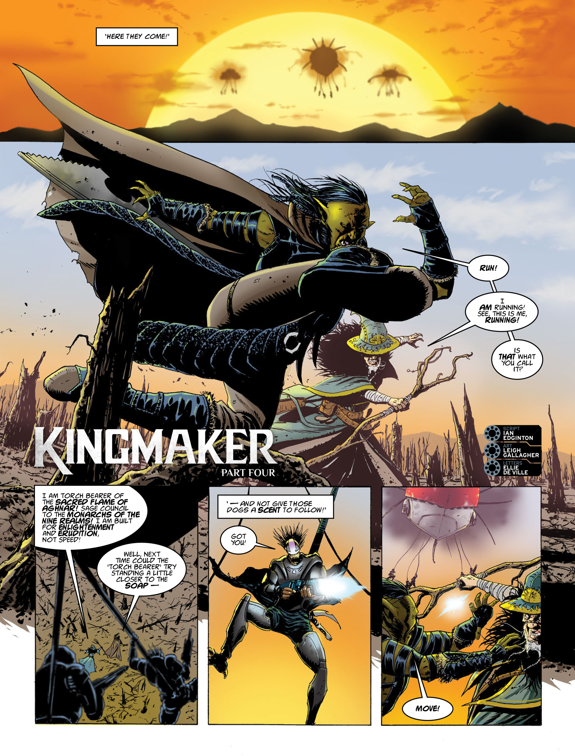 Read online 2000 AD comic -  Issue #2014 - 10