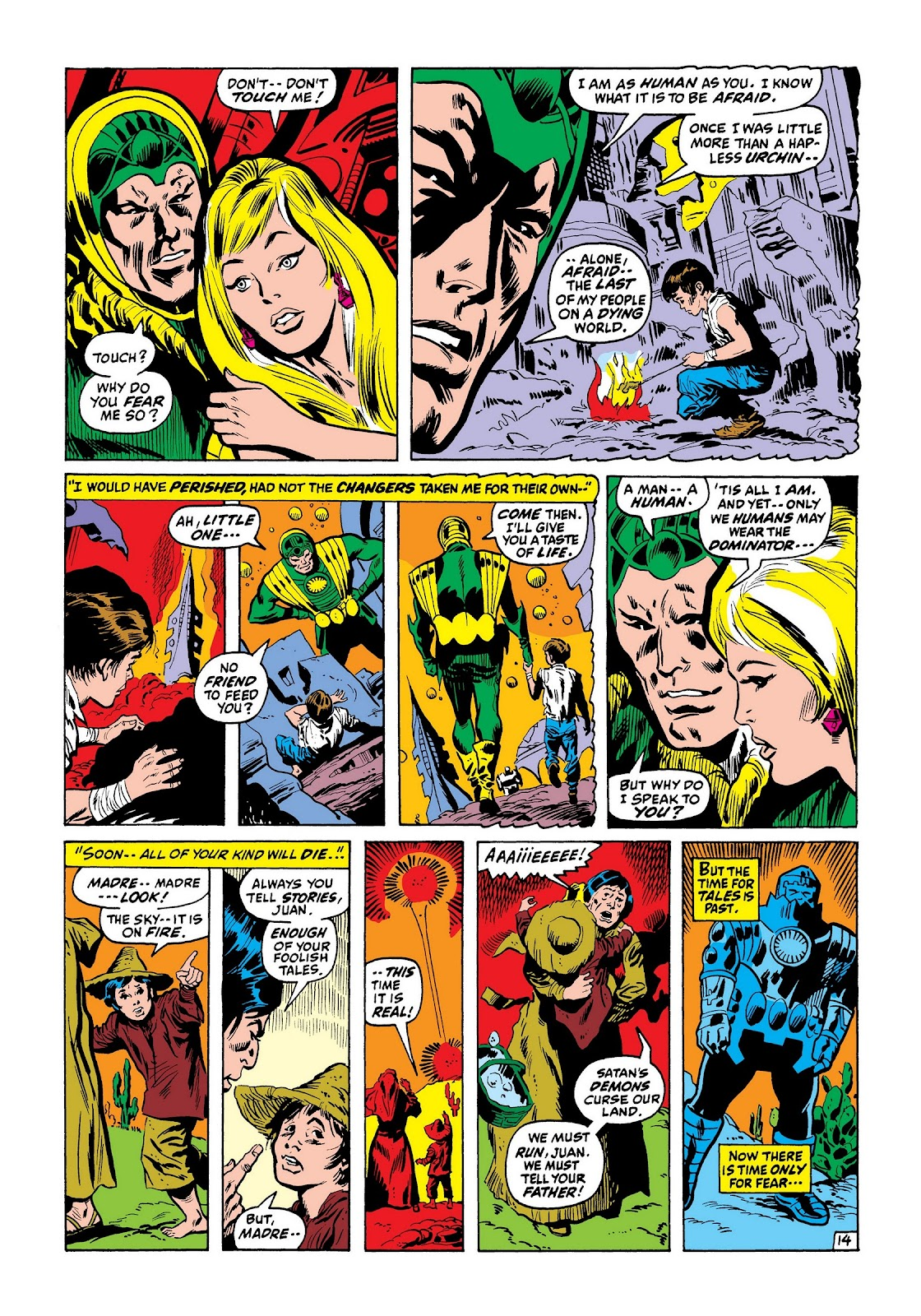Read online Marvel Masterworks: The Invincible Iron Man comic -  Issue # TPB 7 (Part 3) - 62