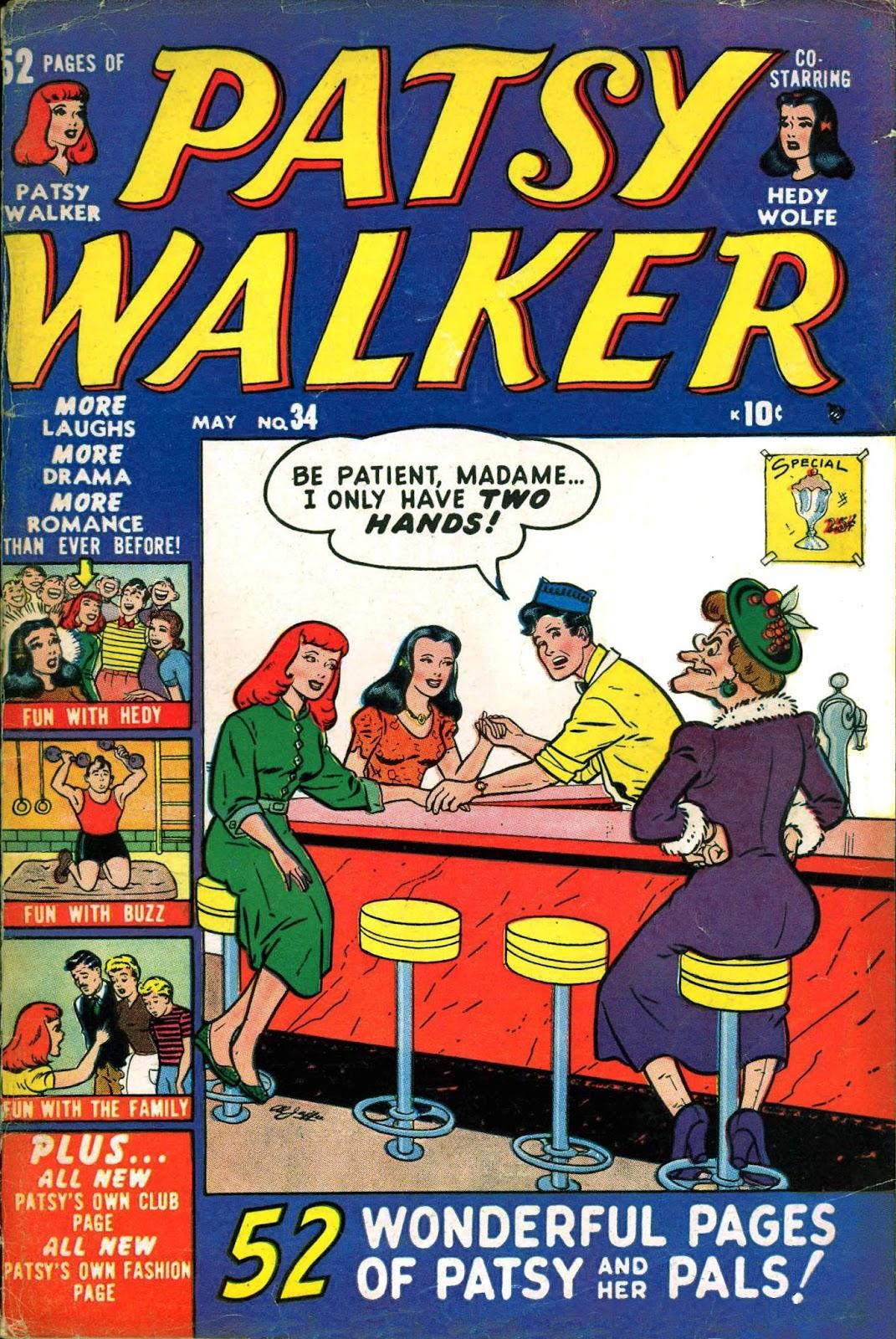 Patsy Walker 34 Page 1