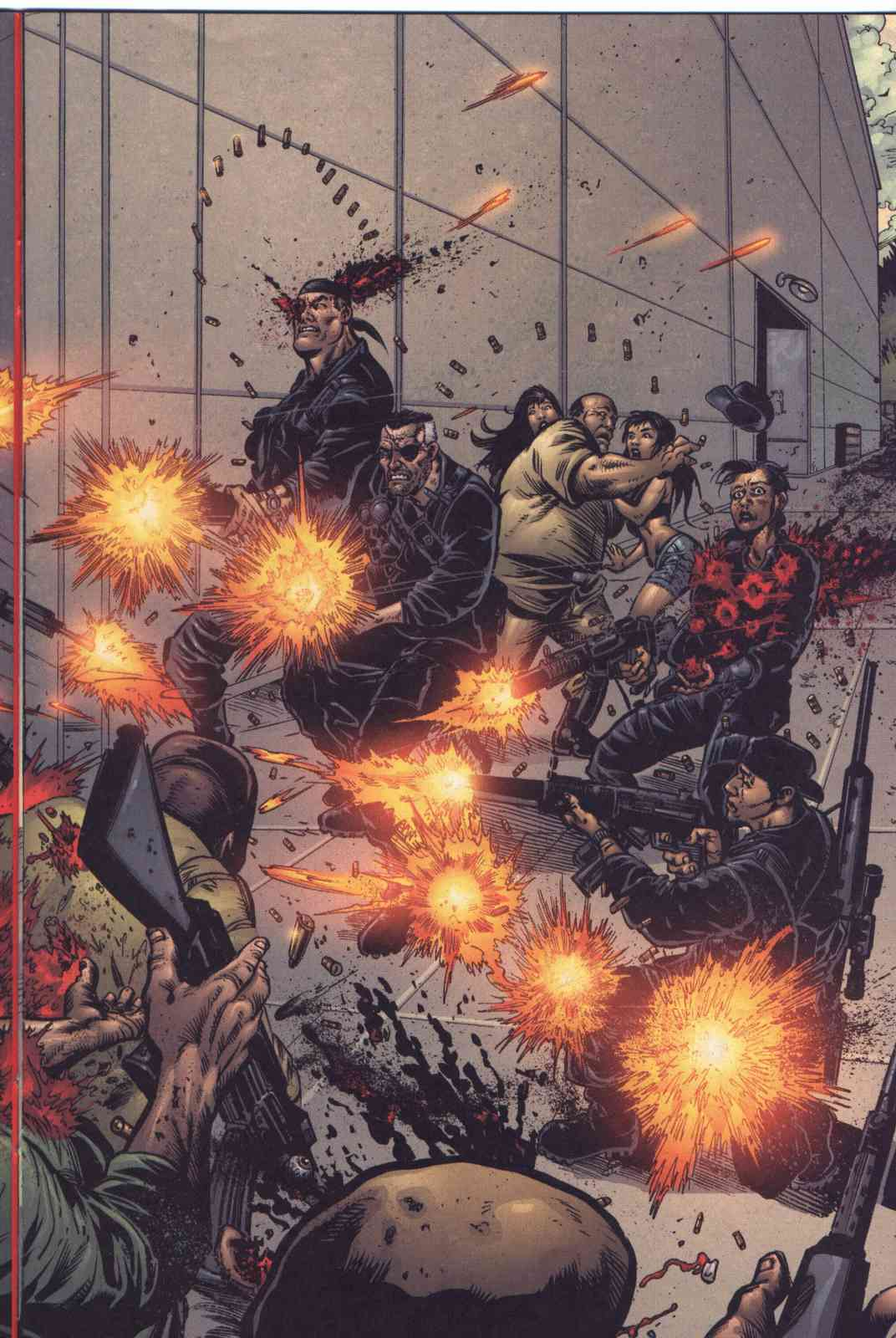 Read online Fury comic -  Issue #5 - 8