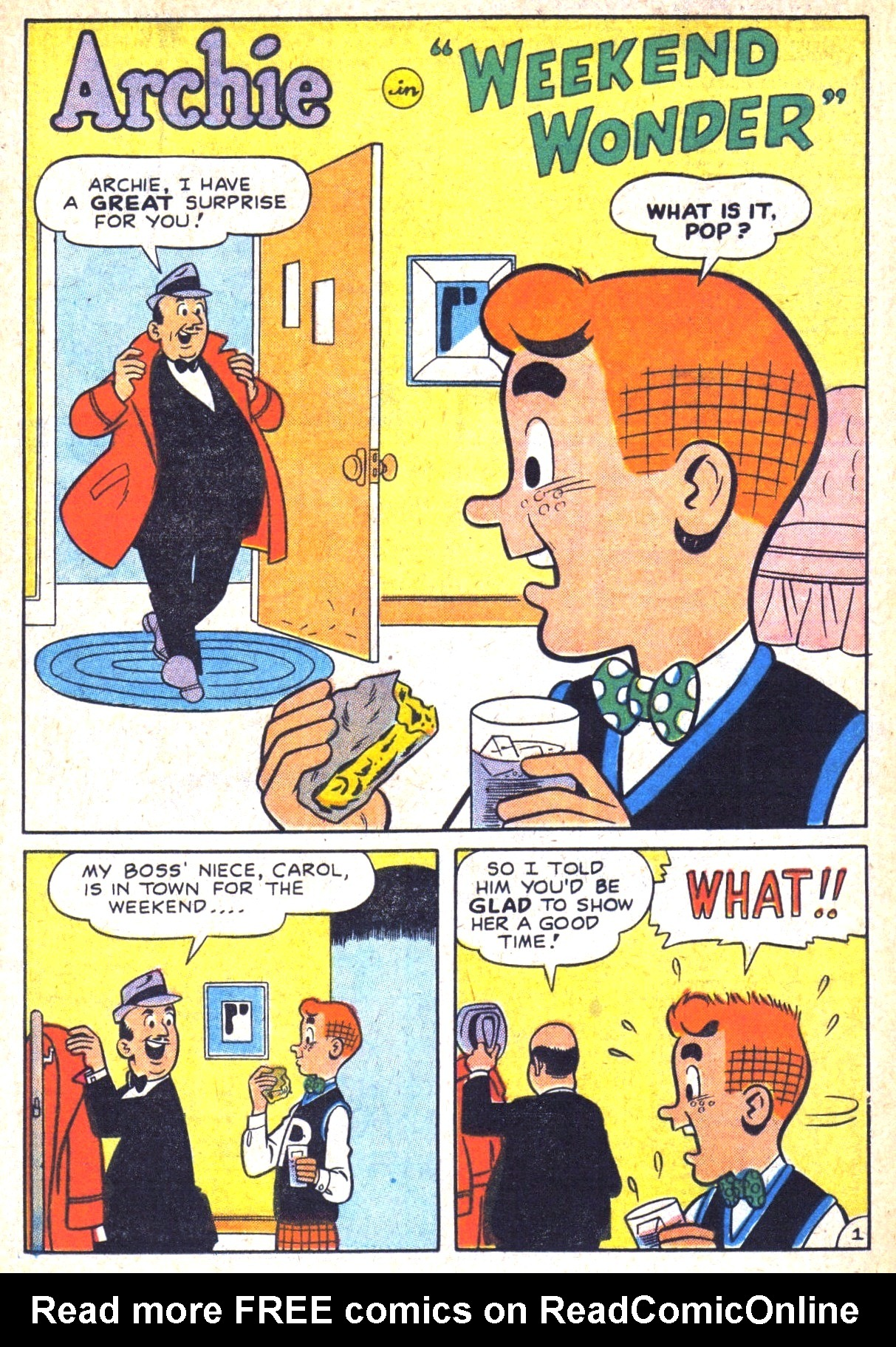 Read online Archie (1960) comic -  Issue #118 - 13