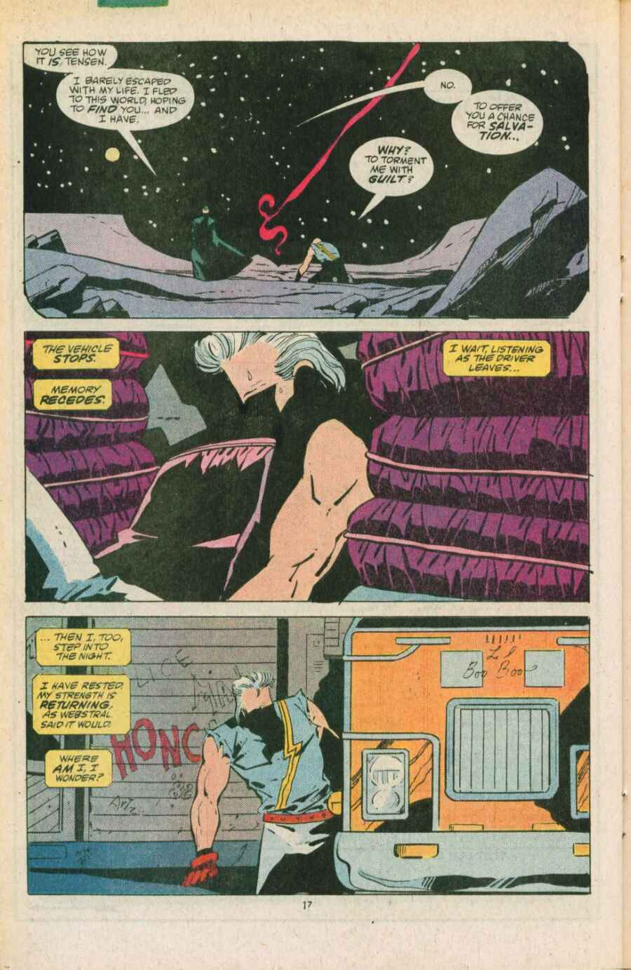 Read online Justice (1986) comic -  Issue #11 - 18