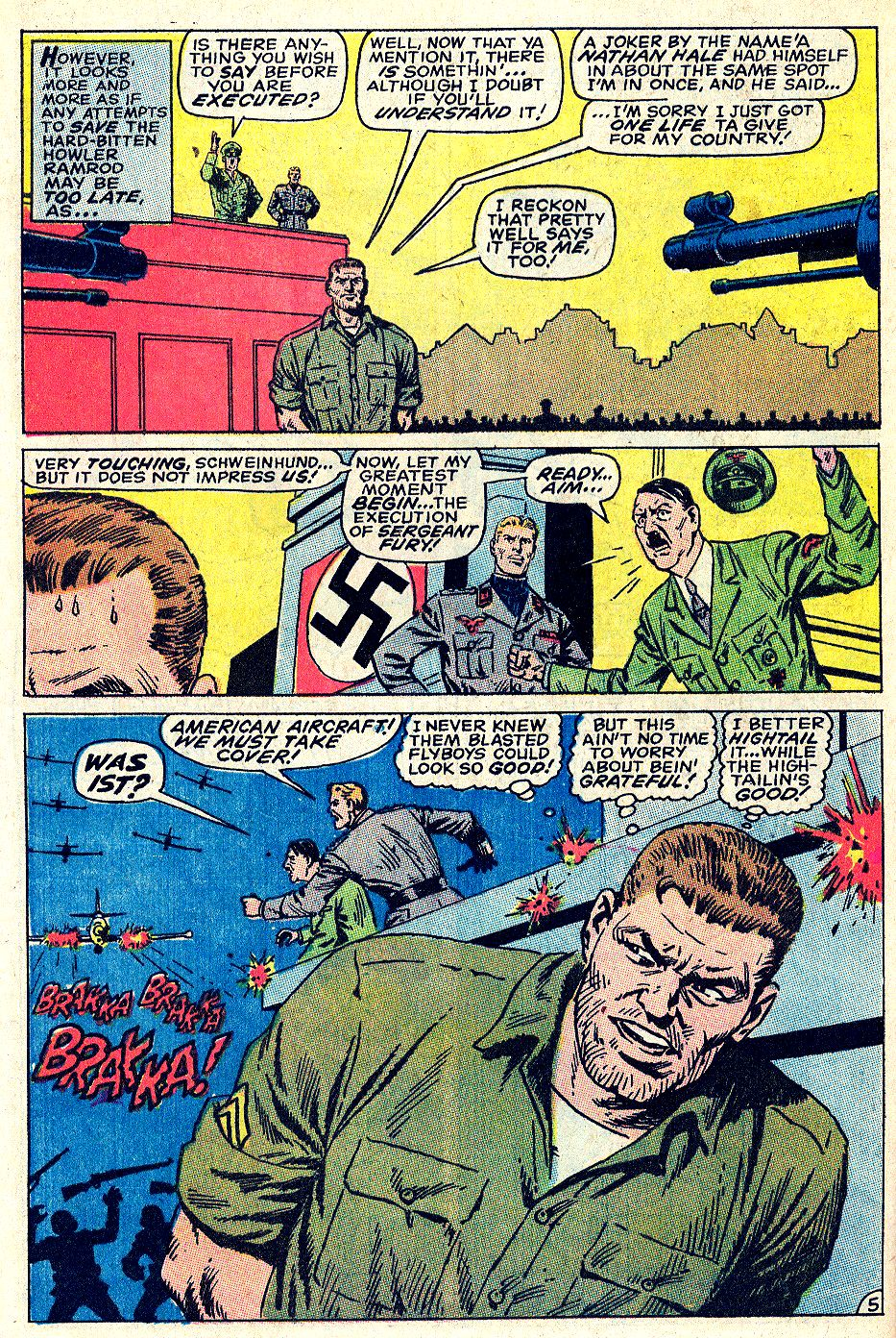 Read online Sgt. Fury comic -  Issue #66 - 8