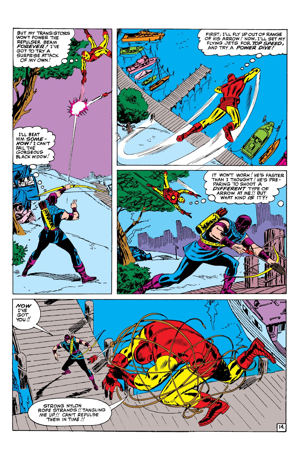 Read online Marvel Masterworks: The Invincible Iron Man comic -  Issue # TPB 2 (Part 2) - 15