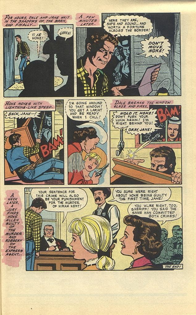 Read online Roy Rogers comic -  Issue #3 - 36