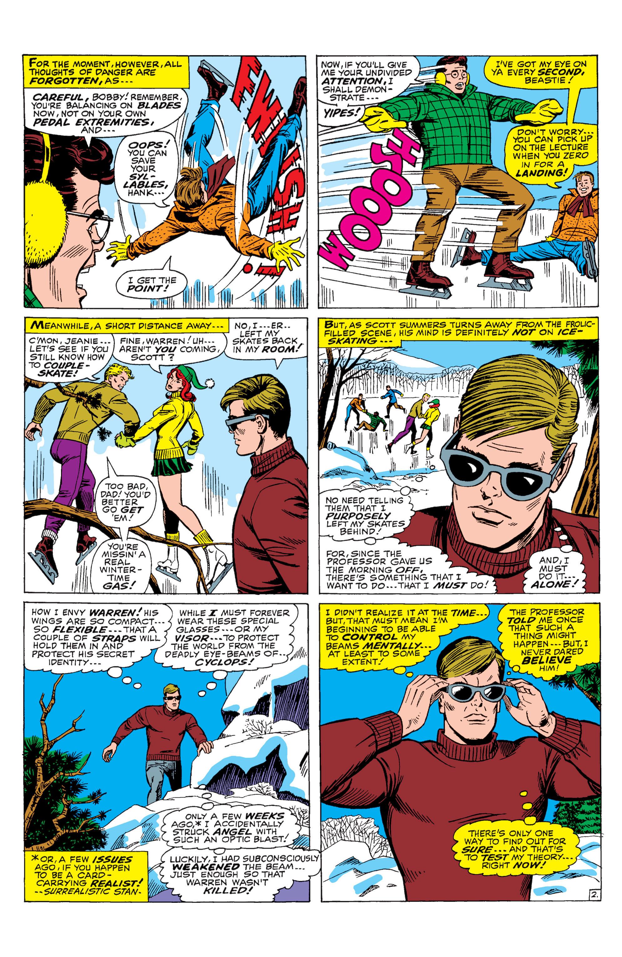 Read online Uncanny X-Men (1963) comic -  Issue #29 - 3