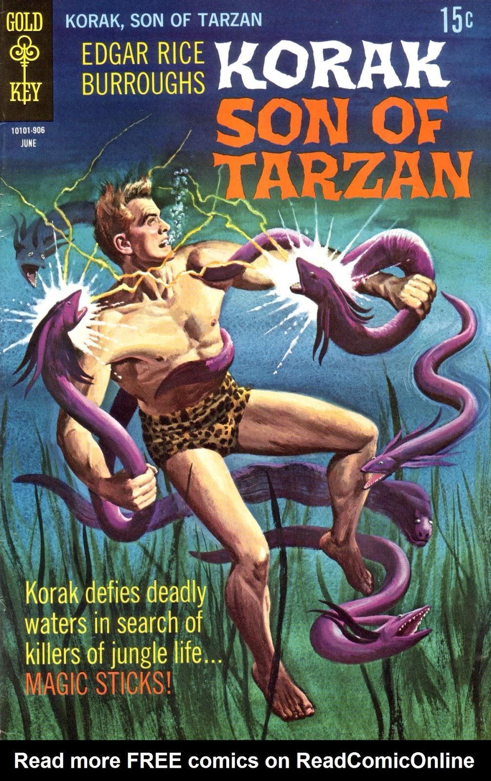 Korak, Son of Tarzan (1964) issue 29 - Page 1