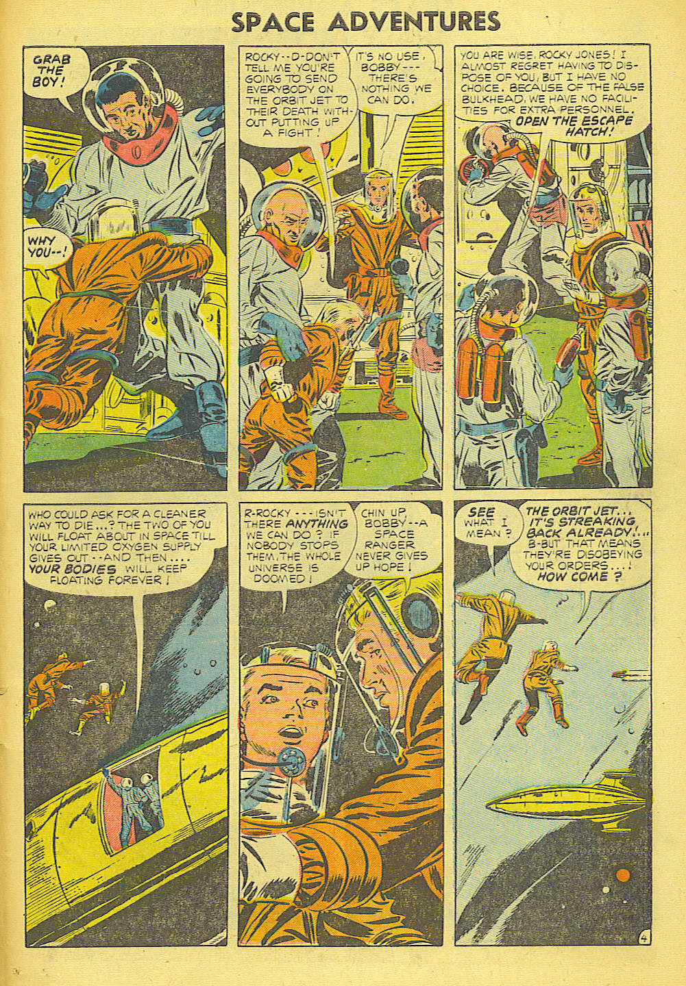 Read online Space Adventures comic -  Issue #15 - 26