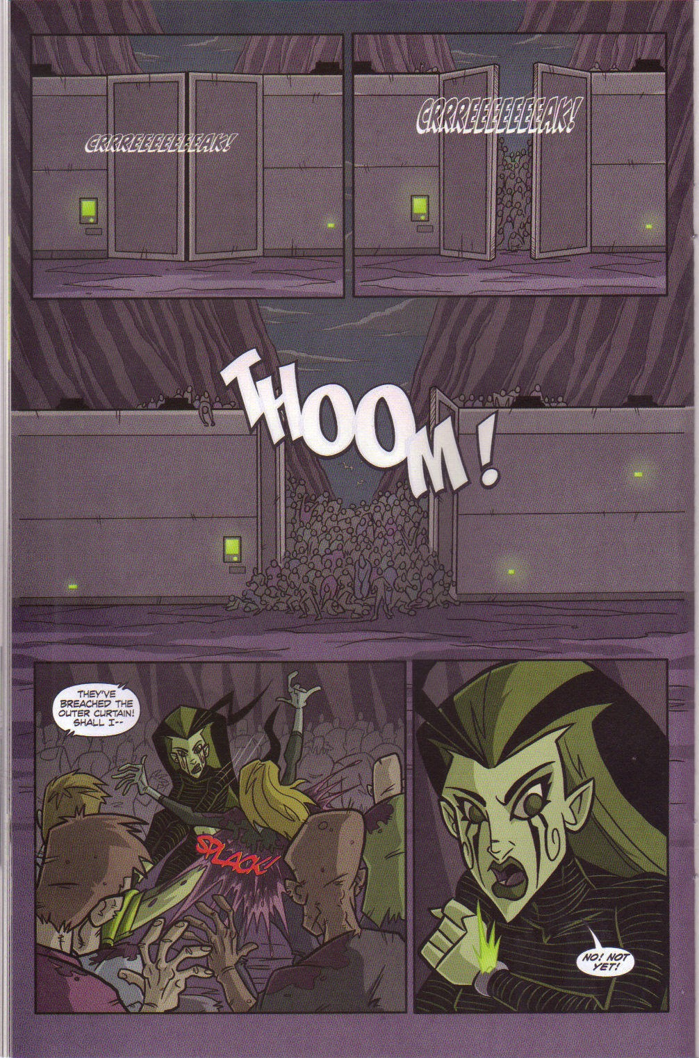 Read online Xombie Reanimated comic -  Issue #5 - 26