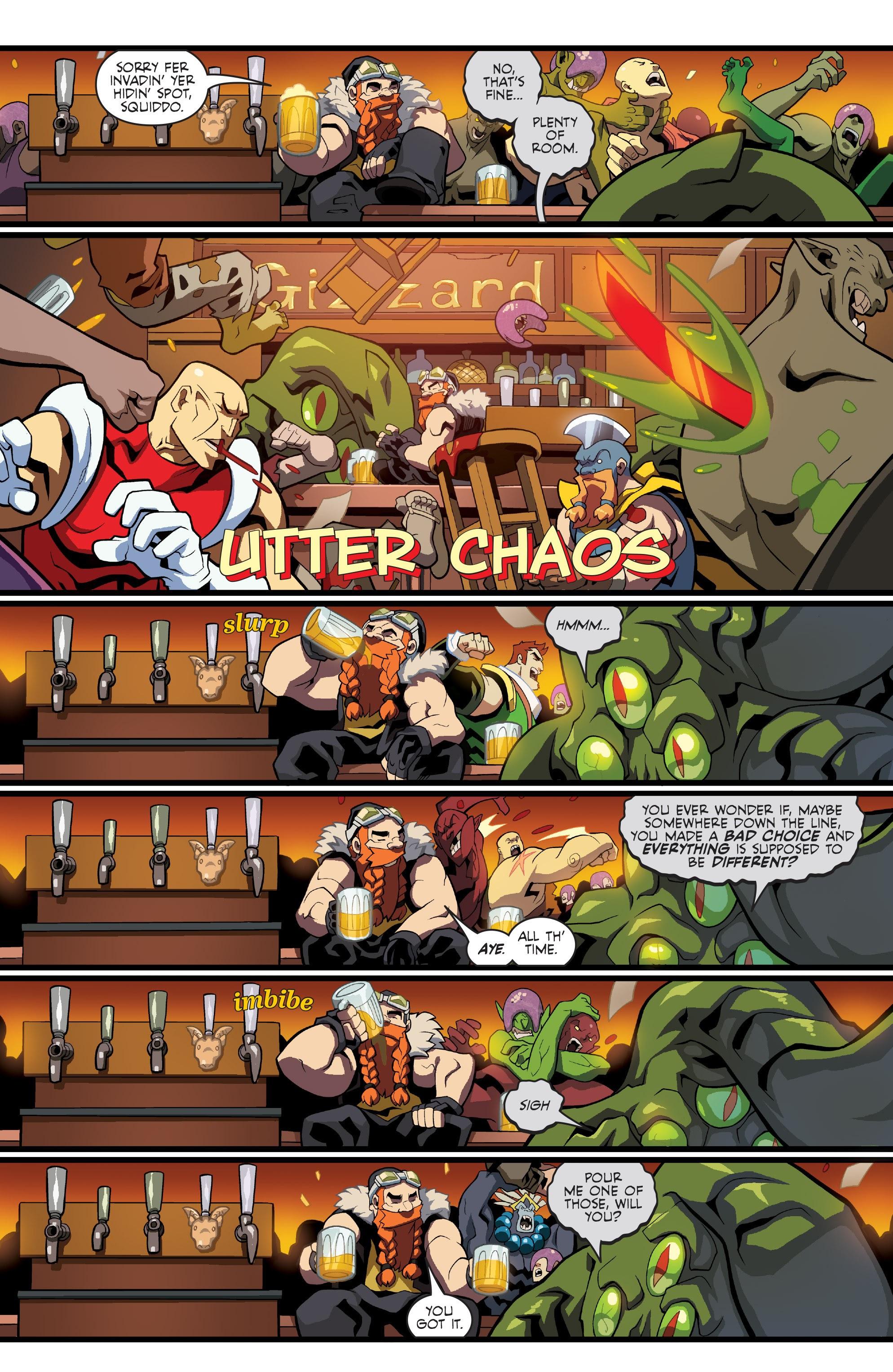 Read online Skullkickers comic -  Issue #33 - 14
