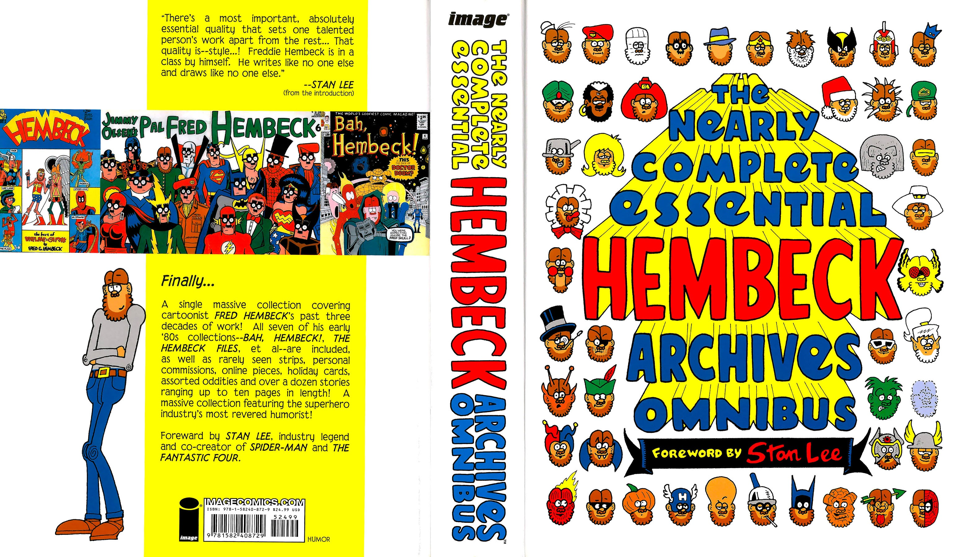 The Nearly Complete Essential Hembeck Archives Omnibus TPB_(Part_1) Page 2