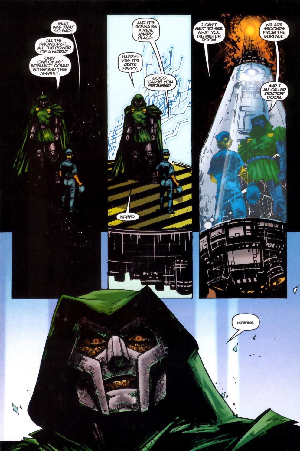 Read online Doom: The Emperor Returns comic -  Issue #2 - 22
