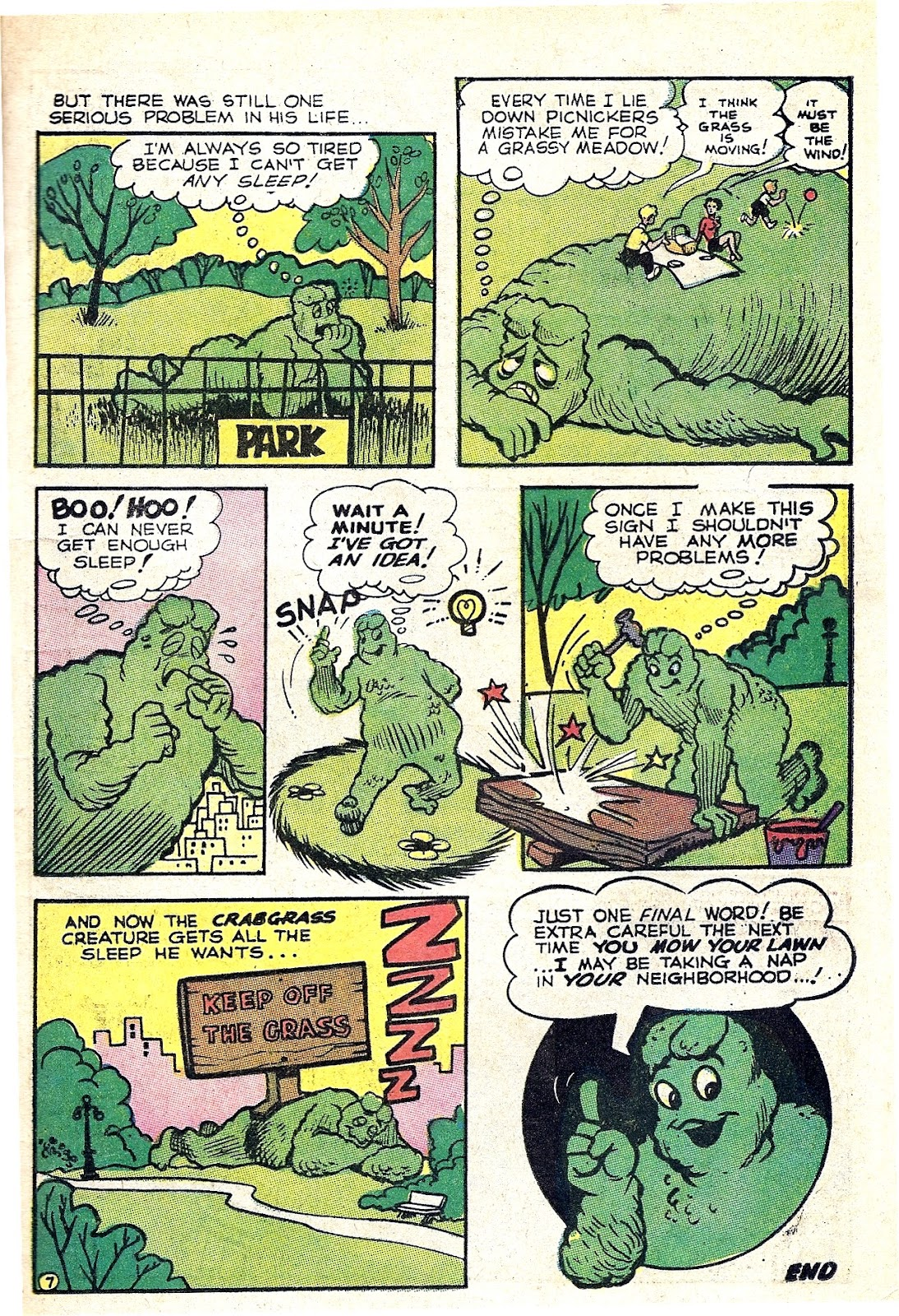 Archie's Madhouse issue Annual 6 - Page 9