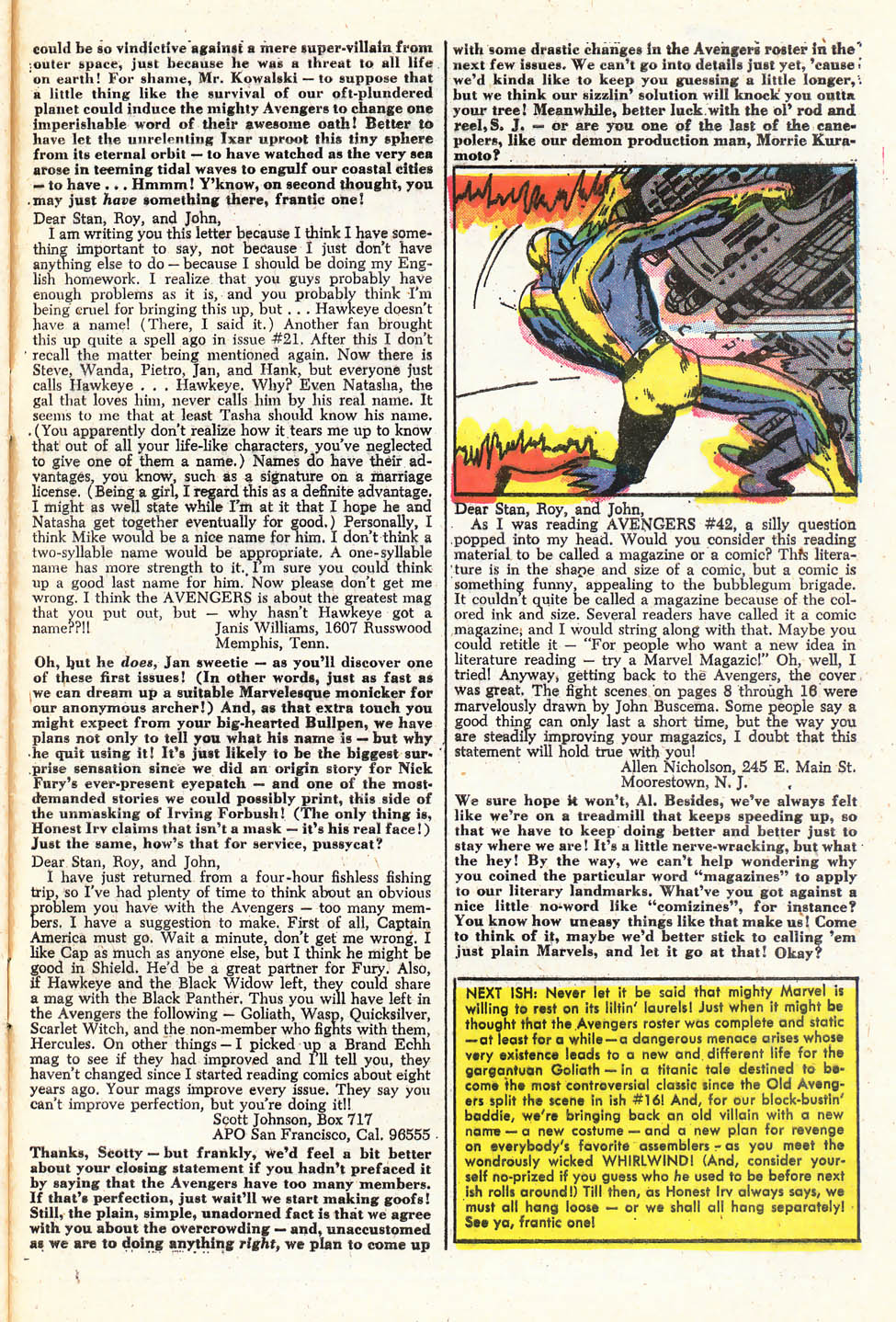 The Avengers (1963) 45 Page 23