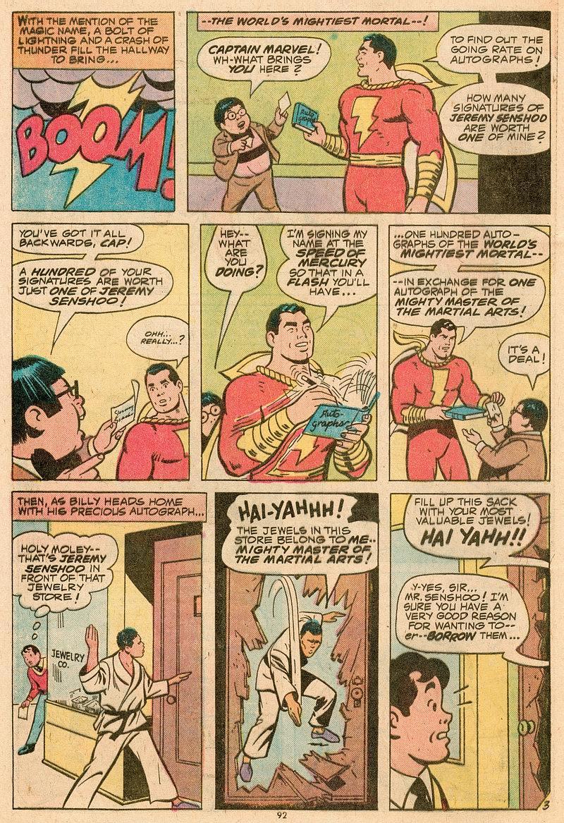 Read online Shazam! (1973) comic -  Issue #12 - 81