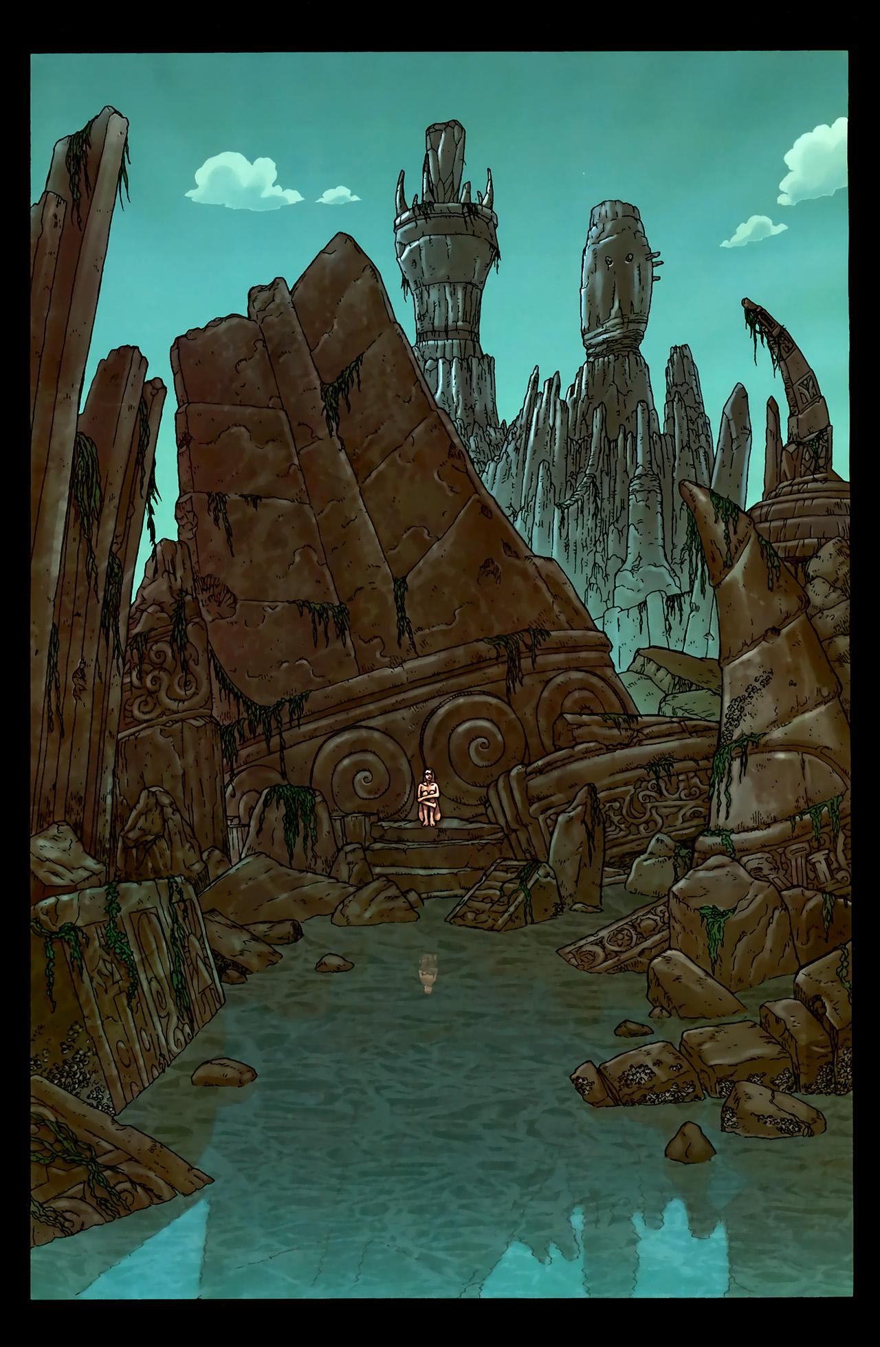 Read online Alan Moore's Neonomicon comic -  Issue #3 - 9