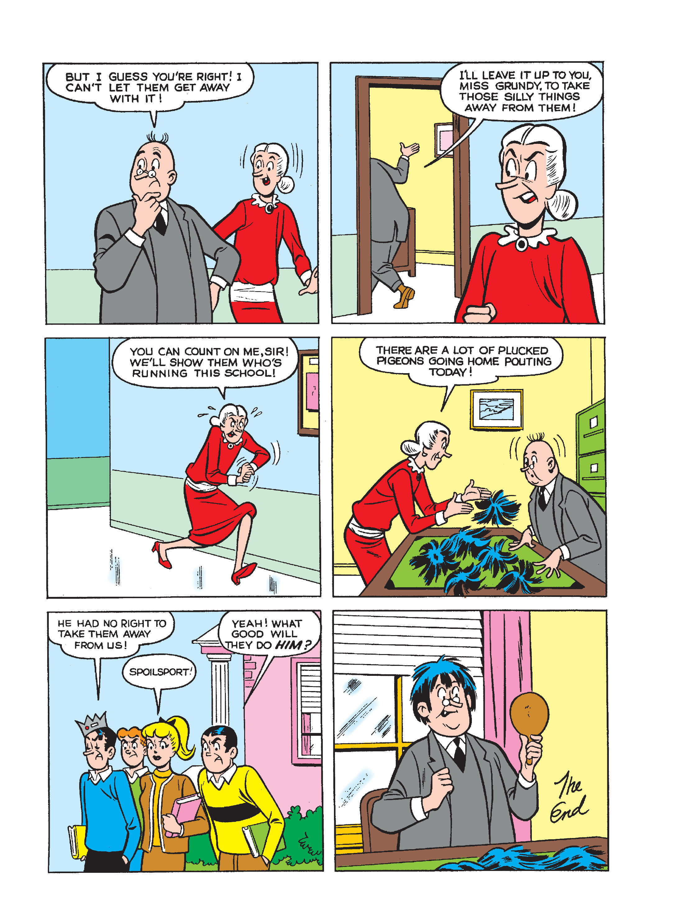 Read online Archie 75th Anniversary Digest comic -  Issue #3 - 113