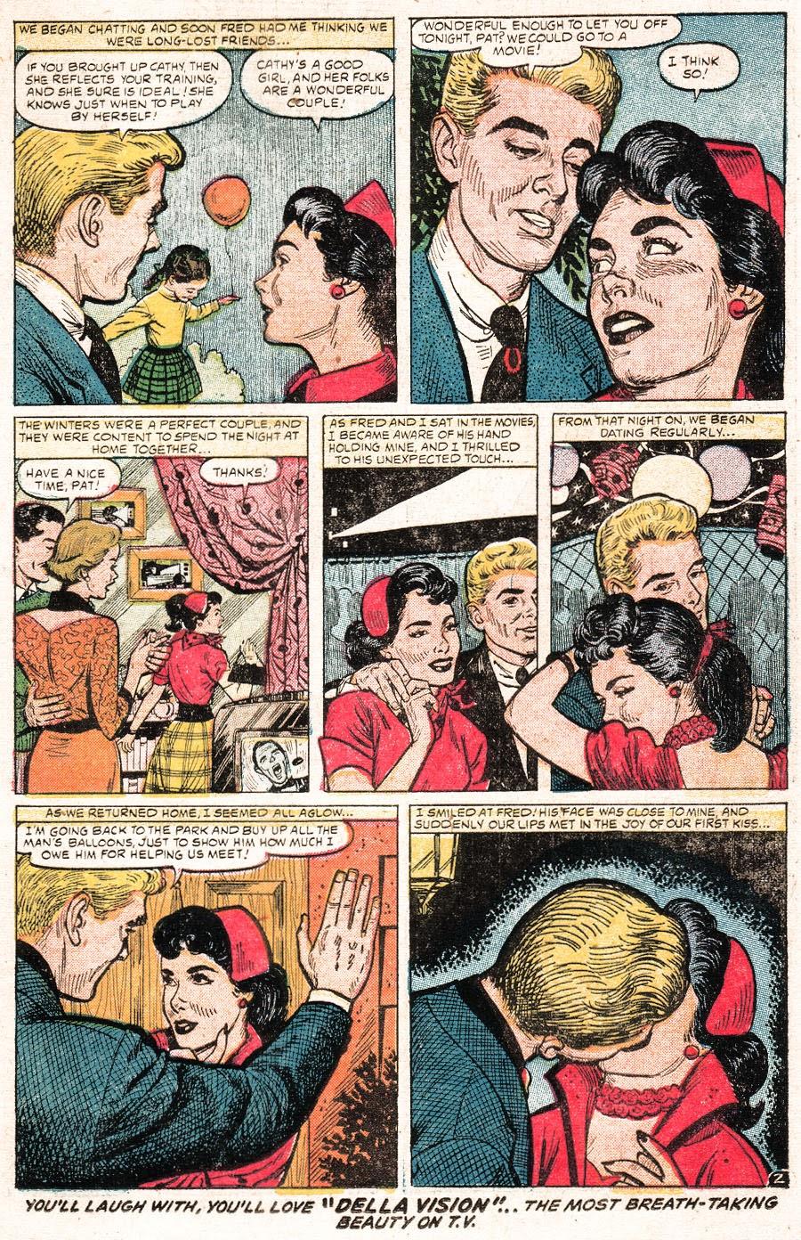 Love Romances (1949) issue 51 - Page 19