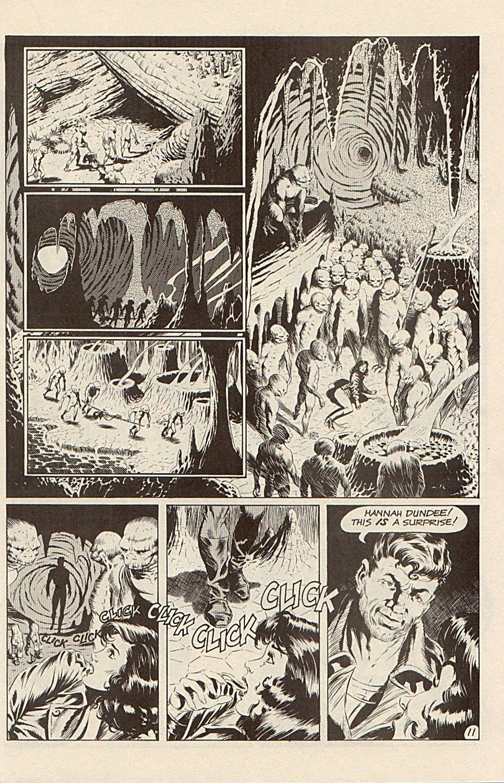 Read online Xenozoic Tales comic -  Issue #3 - 14