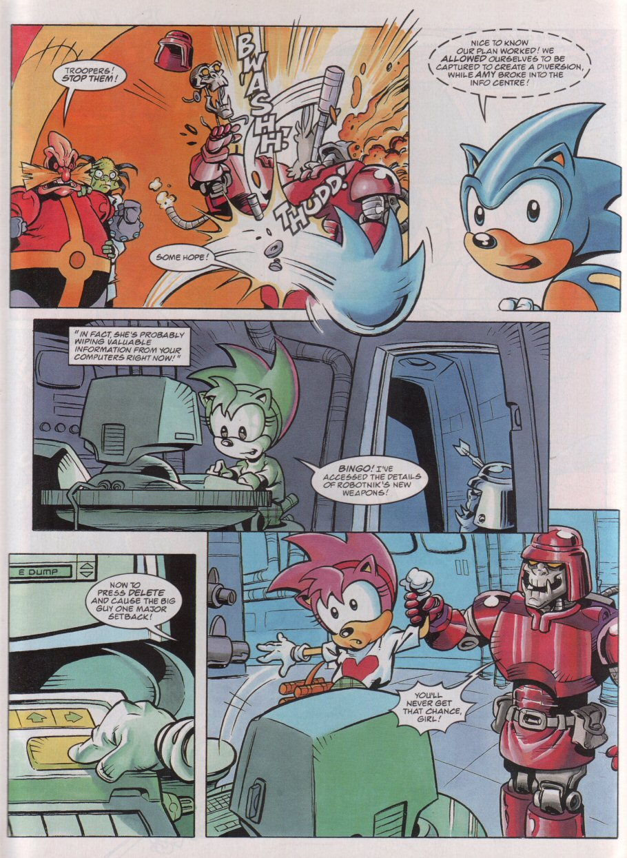 Read online Sonic the Comic comic -  Issue #74 - 7