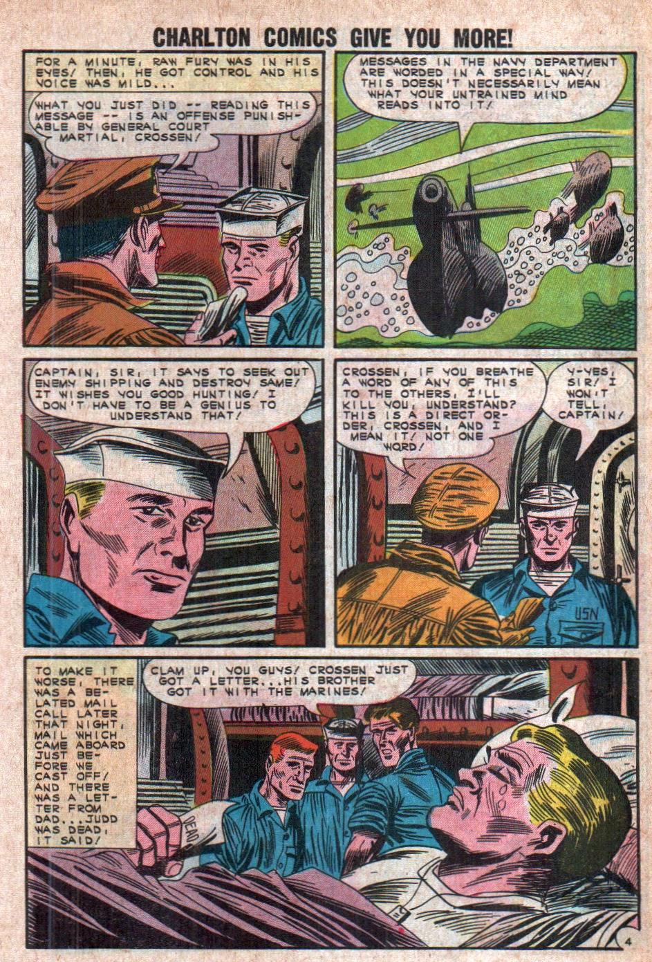 Read online Fightin' Navy comic -  Issue #108 - 7