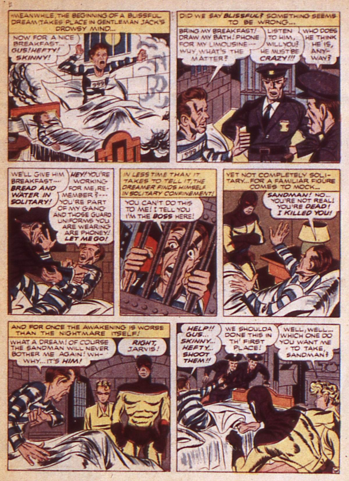 Read online Adventure Comics (1938) comic -  Issue #85 - 11