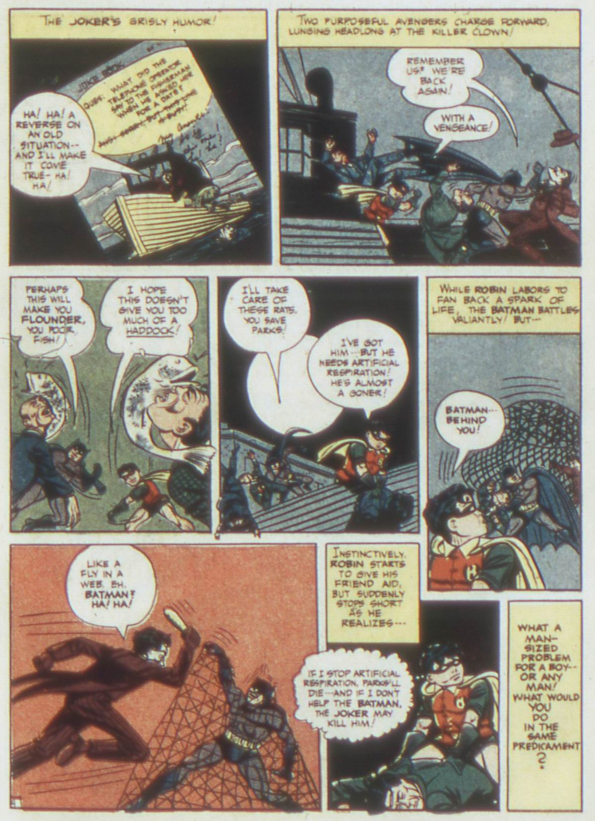 Detective Comics (1937) 62 Page 10