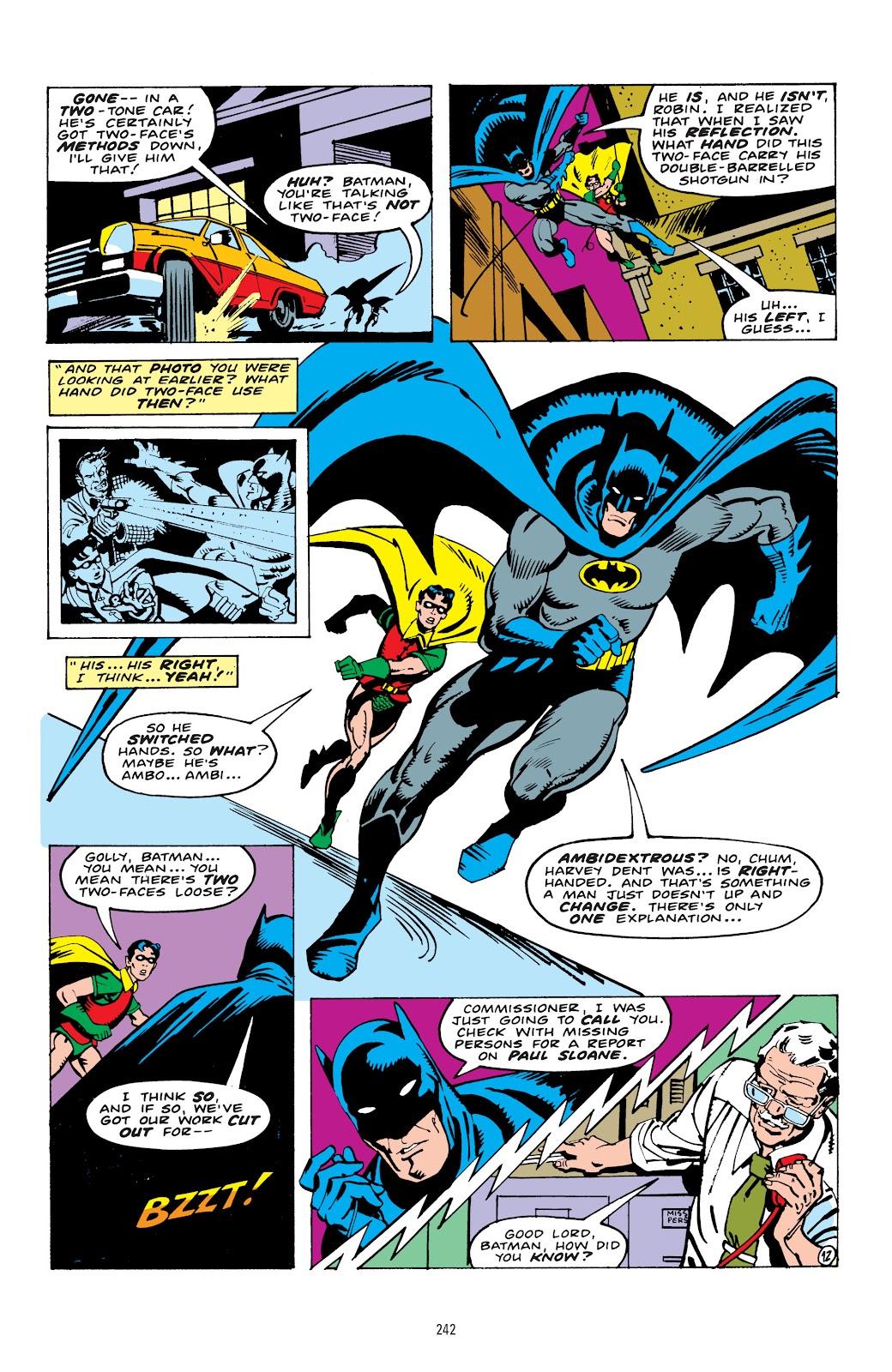 Read online Detective Comics (1937) comic -  Issue # _TPB Batman - The Dark Knight Detective 1 (Part 3) - 42